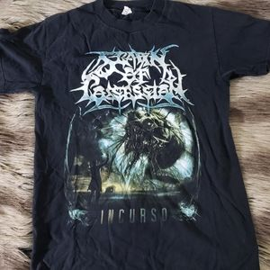 Spawn of Possession Band Tee